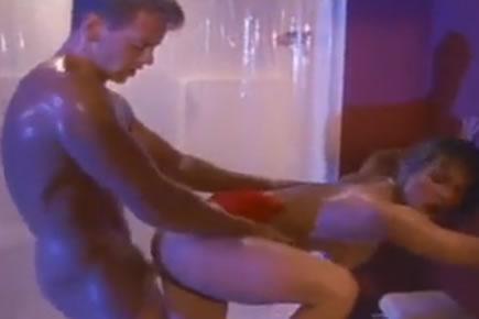 Retro porn - Ashlyn Gere, Rocco Siffredi